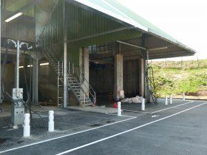 Leuilly : le centre de compostage